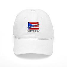 100 Percent PUERTO RICAN Baseball Cap