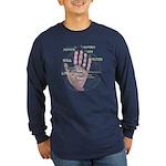Fortune teller Long Sleeve Dark T-Shirt