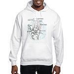 Fortune teller Hooded Sweatshirt