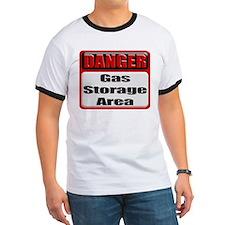 Gas Storage Area T