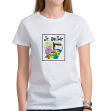 Future Quilter - Girl Sewing Tee