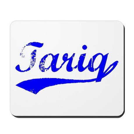 Vintage Tariq (Blue) Mousepad