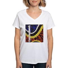 I Love Beadwork - Beads Shirt