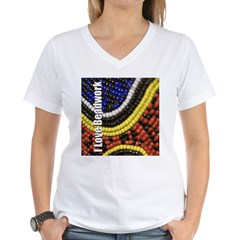I Love Beadwork - Beads Shirt