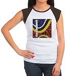 I Love Beadwork - Beads Women's Cap Sleeve T-Shirt