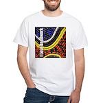 I Love Beadwork - Beads White T-Shirt