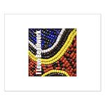 I Love Beadwork - Beads Small Poster