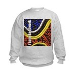 I Love Beadwork - Beads Kids Sweatshirt