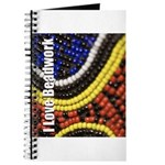 I Love Beadwork - Beads Journal