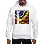 I Love Beadwork - Beads Hooded Sweatshirt