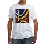 I Love Beadwork - Beads Fitted T-Shirt