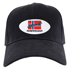 100 Percent NORWEGIAN Baseball Hat