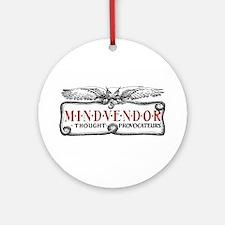 Mindvendor Ornament (Round)