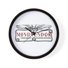 Mindvendor Wall Clock