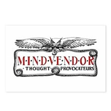 Mindvendor Postcards (Package of 8)