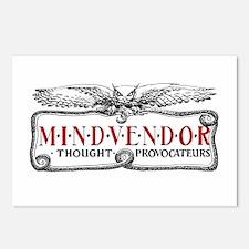 Mindvendor Postcards (Package of 8)