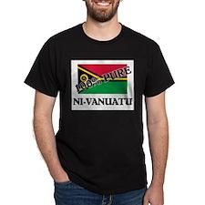 100 Percent NI-VANUATU T-Shirt