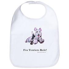 Fox Terrier Agility Dog Bib