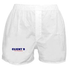 Client 9 for President Boxer Shorts