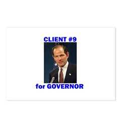 Client #9 for Governor Postcards (Package of 8)