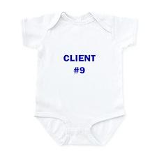 Client #9 Infant Bodysuit