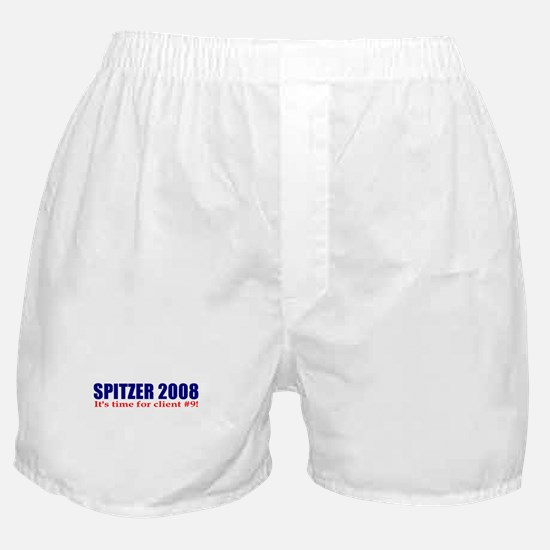 Spitzer 2008: It's Time for C Boxer Shorts