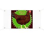 Rhode Island Red Hen2 Banner