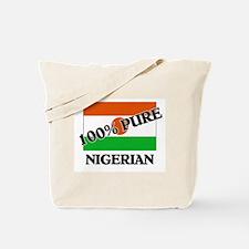 100 Percent NIGERIAN Tote Bag