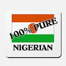 100 Percent NIGERIAN Mousepad