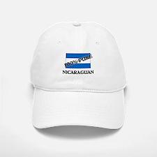 100 Percent NICARAGUAN Baseball Baseball Cap