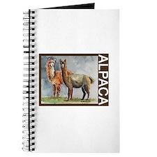 Alpaca Pair Journal