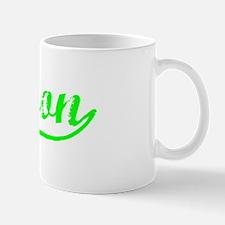 Vintage Gannon (Green) Mug