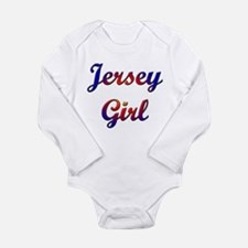 Jersey Girl Dark Body Suit