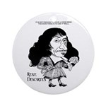 Descartes Ornament (Round)