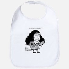 Descartes Snap Bib