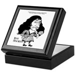 Descartes Keepsake Box
