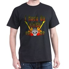I Rock On Hard T-Shirt