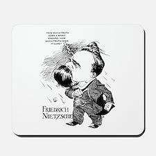 Nietzsche Mousepad