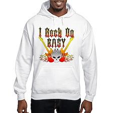 I Rock On Easy Hoodie
