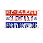 Re-Elect Client No. 9 Banner