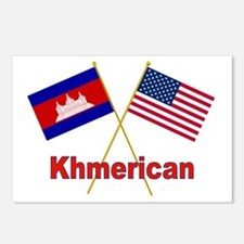Cambodian-American Postcards (Package of 8)