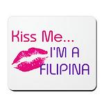 KISS FILIPINA Mousepad