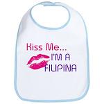 KISS FILIPINA Bib