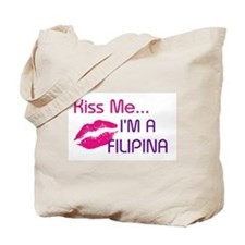 KISS FILIPINA Tote Bag