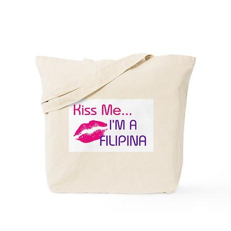KISS FILIPINA Tote Bag
