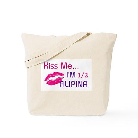 1/2 FILIPINA Tote Bag