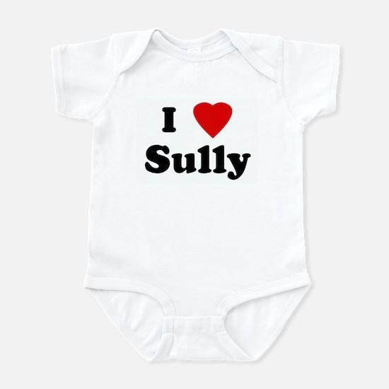 I Love Sully Infant Bodysuit