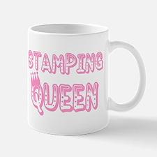 Stamping Queen Mug