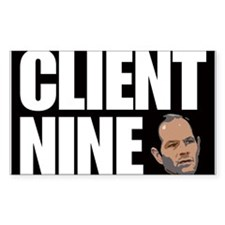 CLIENT NINE Rectangle Decal