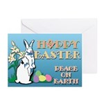 Masonic Bunny Greeting Cards (Pk of 20)